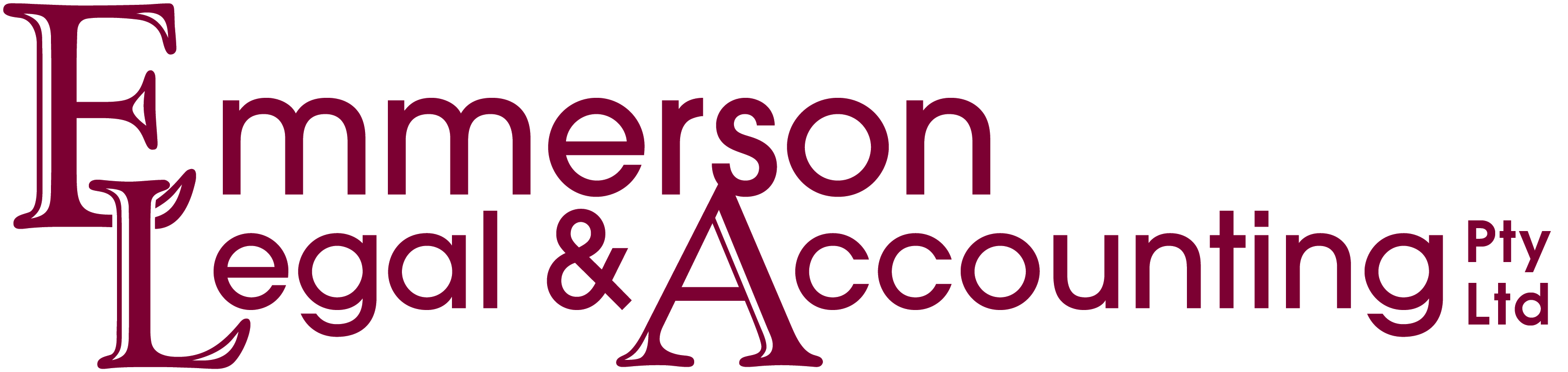 Emmerson Legal and Accounting Logo